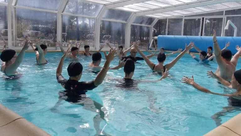 Pratique aquatique – Taiji Shui
